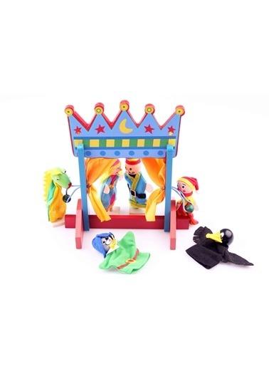 Ahşap Tiyatro Kukla Seti-Learning Toys